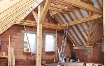 Rinnigill attic trusses