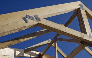 Rinnigill roof trusses for new builds and additions